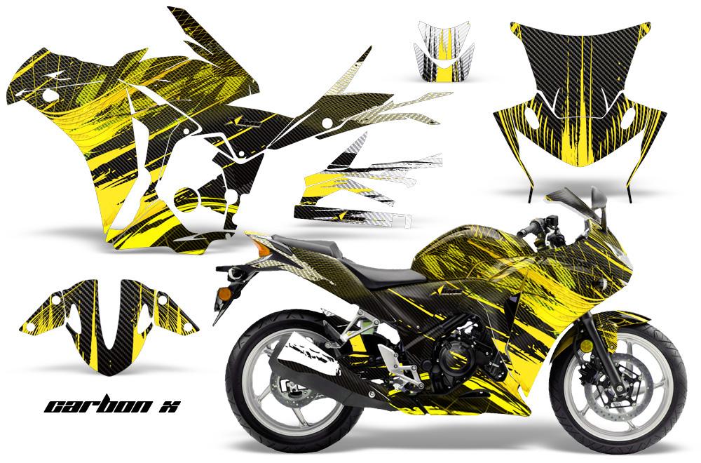 graphics bike cbr kit honda decals graphic wrap 250r sticker decal wraps sport amr cbr250r utv carbonx rider reserved rights