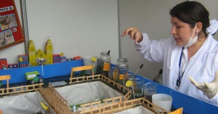 Agencia Andina hablará sobre feria escolar que despierta vocación científica en programa online «Martes Educativo»