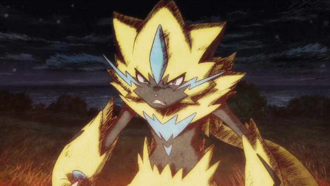Anime Annoyances: Recap: Pokémon The Movie- The Power of Us
