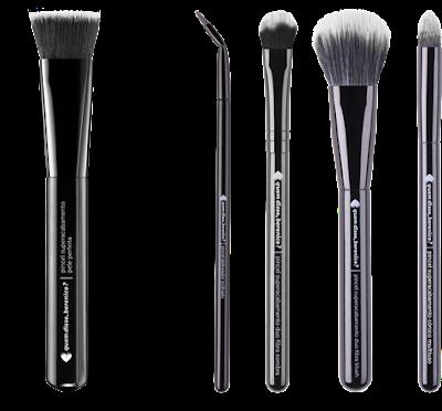 kit de pinceis para maquiagem