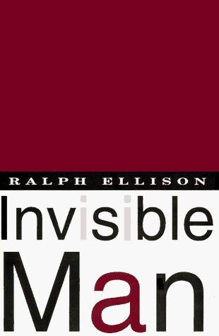 Seri Novel Dunia: Invisible Man Karya Ralph Elisson