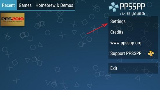 Cara Setting Tombol Controller PPSSPP di Android Terbaru