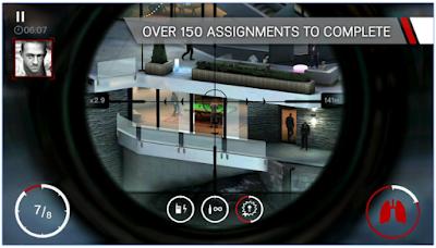 Hitman: Sniper v1.5.5 Apk