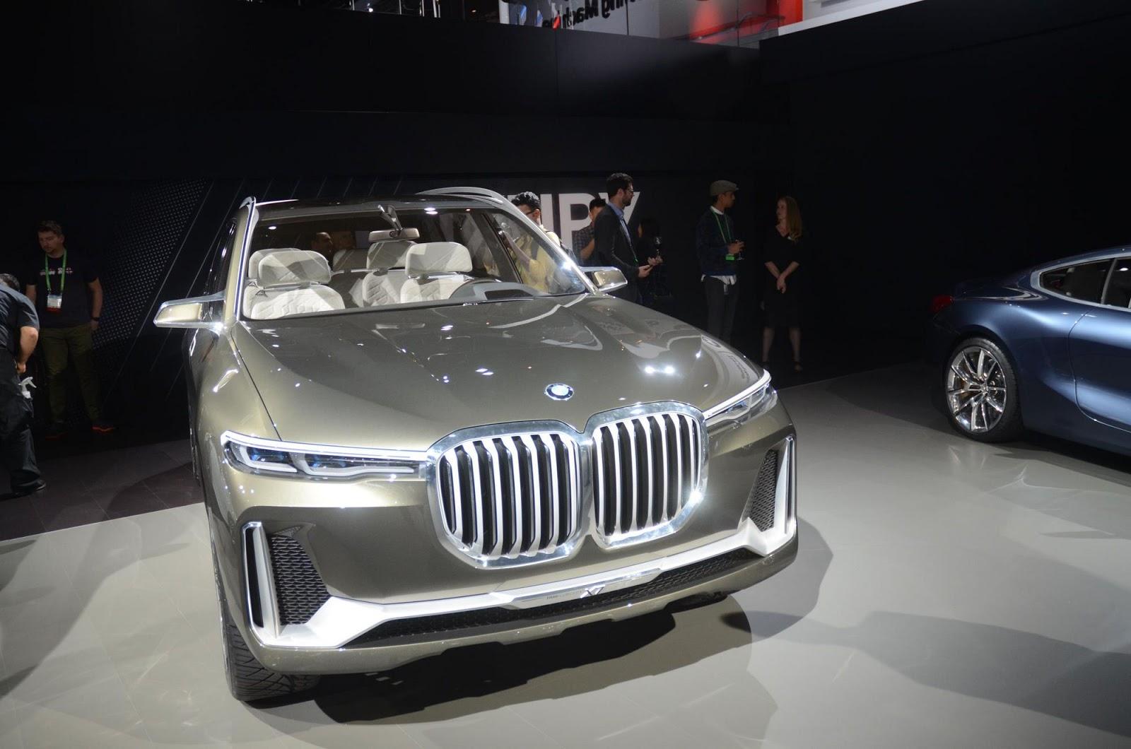 100 Hot Cars 187 Bmw X7