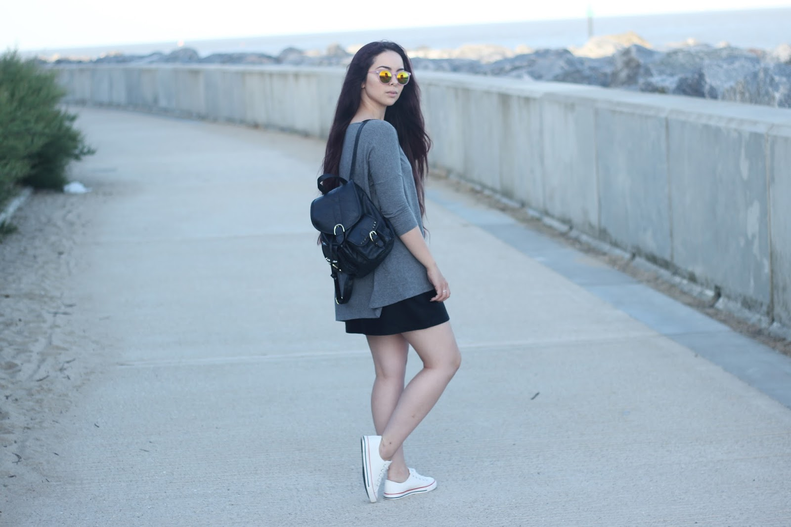 OOTD by fashion blogger Jen Lou Meredith