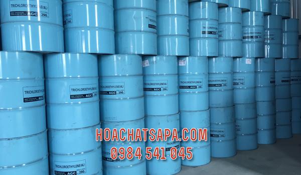 Dung môi Trichloroethylene   TCE Asahi   hóa chất tẩy rửa...