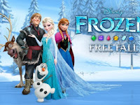 Download Game Frozen Free Fall  v4.3.0 APK MOD + OBB (Unlimited Lives)