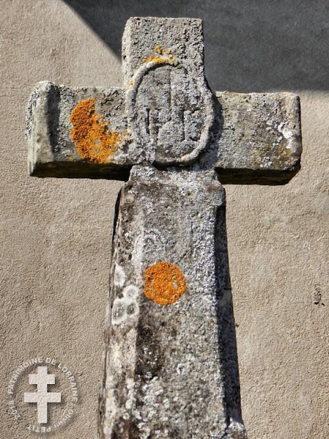 FREMENIL (54) - Croix