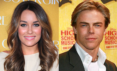 Derek Hough Address Lauren Conrad Romance Rumors