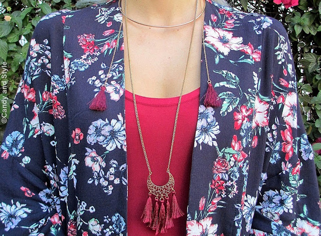 Flowers and Tassels