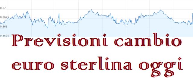Previsioni-cambio-euro-sterlina-eur-gbp-oggi