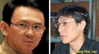 Ahok - Zeng Wei Jian