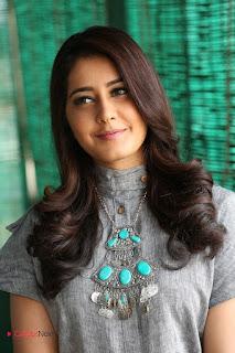 Actress Rashi Khanna Latest Pictures in Stylish Long Dress  0029.JPG