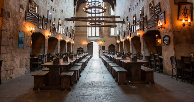 Restaurante de Harry Potter en Orlando