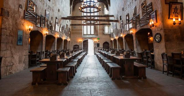Restaurante de Harry Potter en Orlando