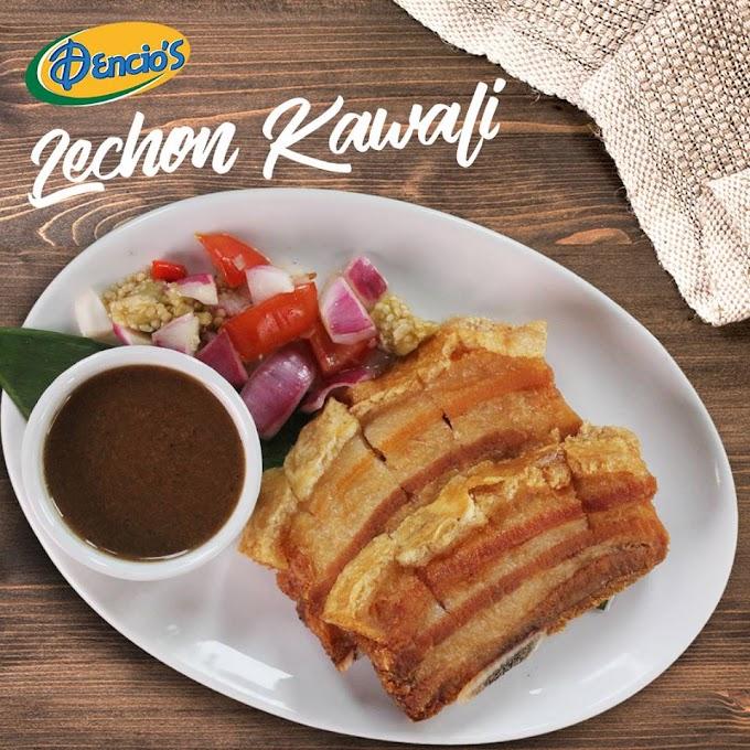 Delicious Filipino dishes at Dencio's