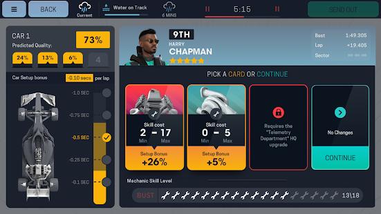Motorsport Manager Mobile 3 Mod Apk Download
