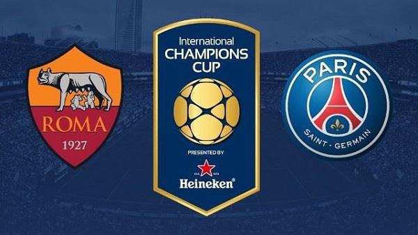 AS Roma vs PSG