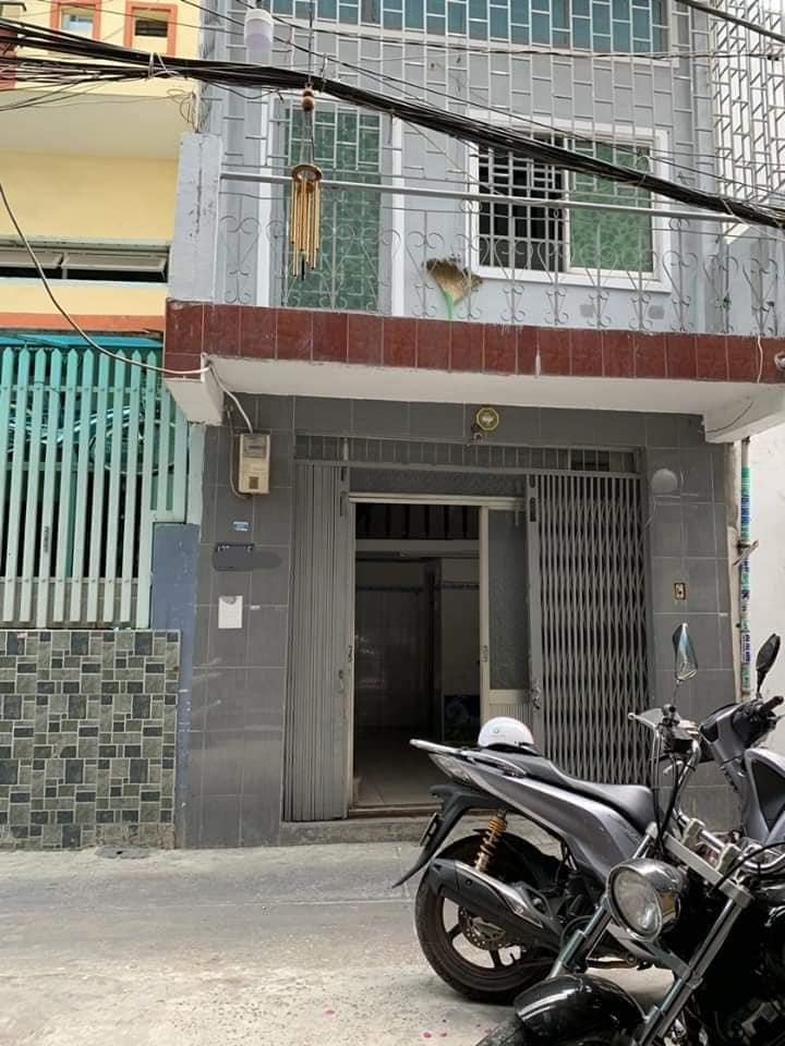 Bán nhà hẻm 127 Lê Thúc Hoạch phường Phú Thọ Hòa quận Tân Phú