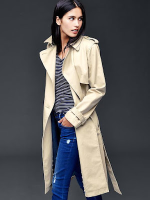 Gap Classic Trench $30 (reg $138) - wow!!!!