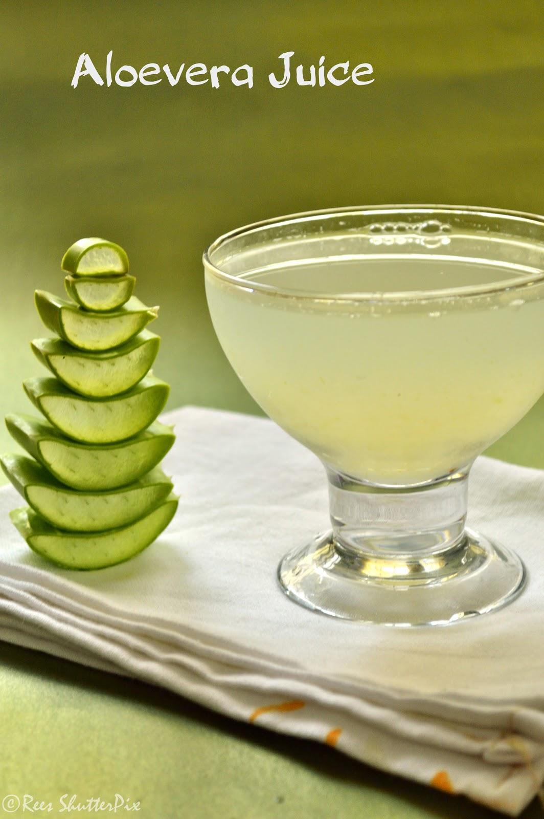 Aloe Vera Juice Katrazhai Juice Recipe Summer Drink Recipes Delectable Flavours