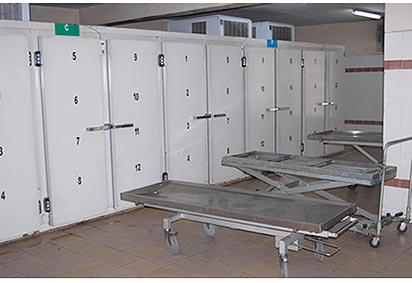 corpses missing benin mortuary