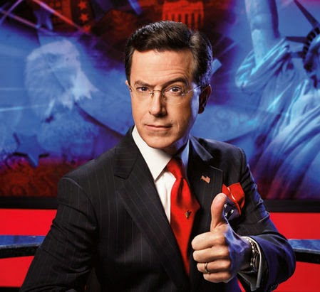Stephen Colbert moving to CBS Late Night