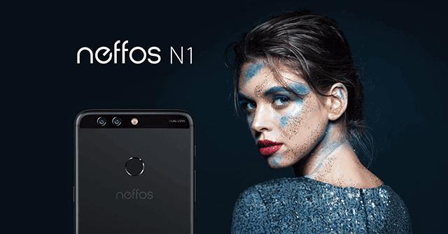 كل ما تود معرفته عن هاتف Neffos N1 الجديد بكاميرا مزدوجة TP-Link