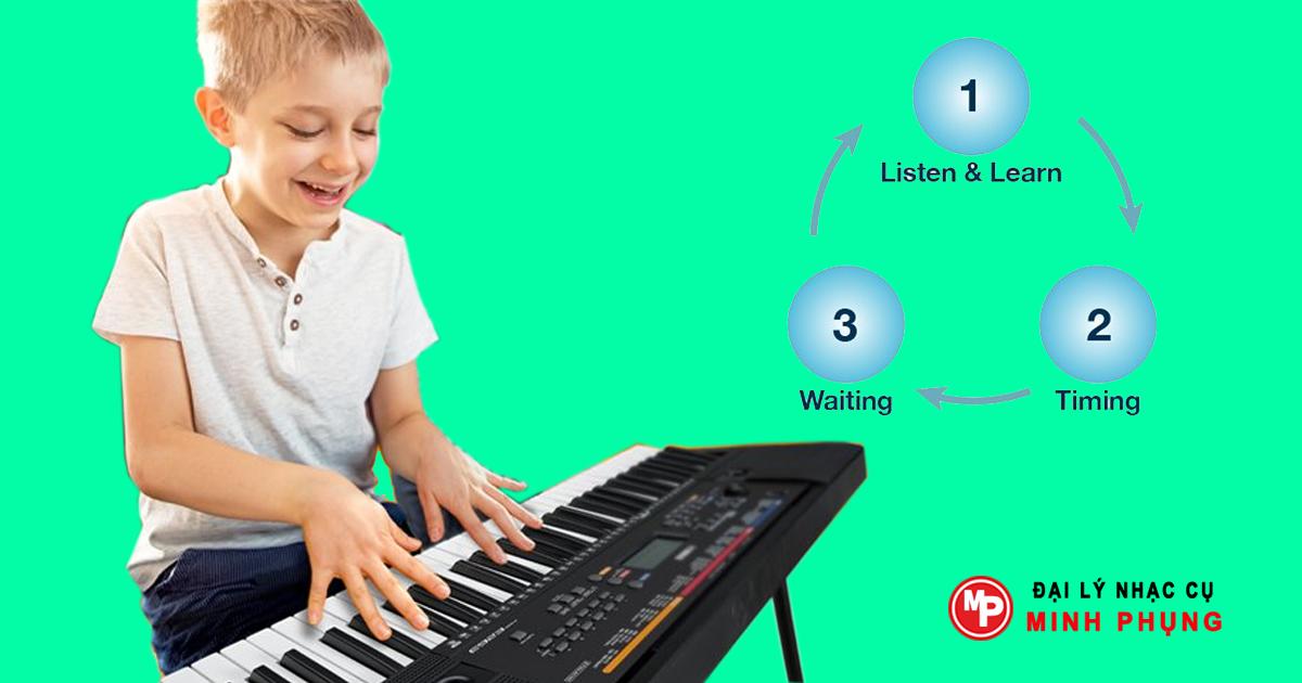Đàn Organ Yamaha PSR-E263 - Hãng phân phối chính thức