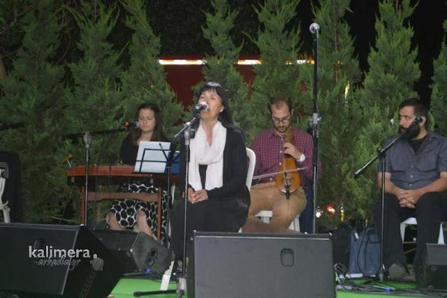 Άρτα: H Βάγια Μαντέλου...Από Τα Θεοδώριανα Άρτας...Η Νικήτρια Πανελλήνιου Διαγωνισμού Δημοτικού Τραγουδιού!