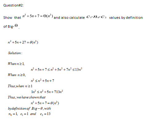 CS502 Assignment Question no. 2 Solution