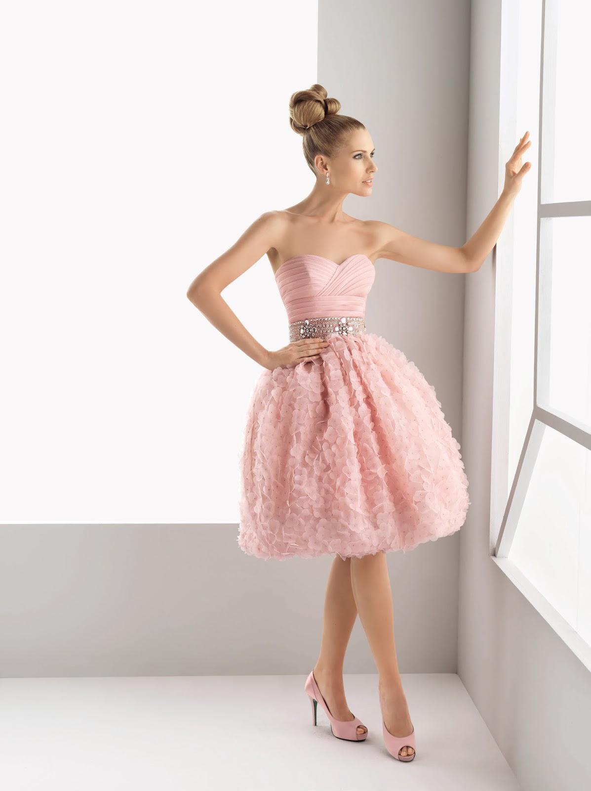 Vestidos para invitadas de boda de dia ¡15 Lindas opciones con ...