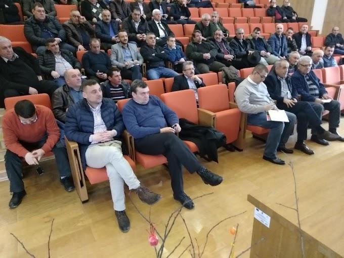 Asociația Forestierilor din România, întrunită la Vatra Dornei