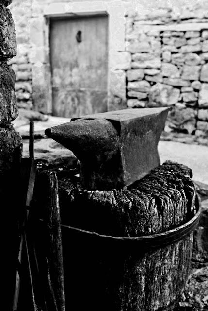 El yunque del herrero