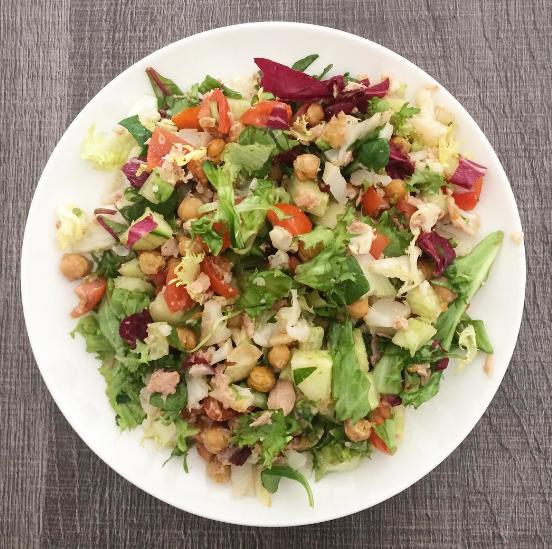 3 idées de salades simples et originales pour l'été - Diana Beauté