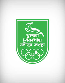 khulna divisional sports association vector logo, khulna, divisional, sports, association, vector, logo, sports, game, play