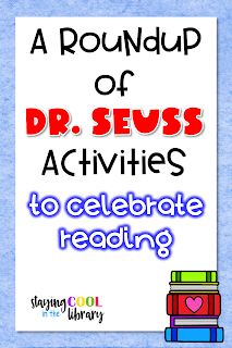 Dr. Seuss books and reading