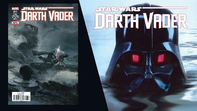 Recenzja - Darth Vader: Dark Lord of the Sith #17: Burning Seas, Part V - Charles Soule
