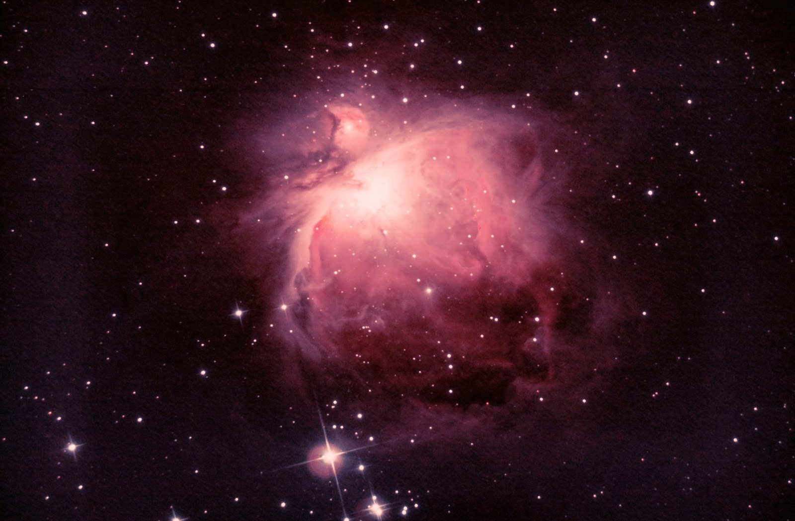 hd orion nebula - photo #1