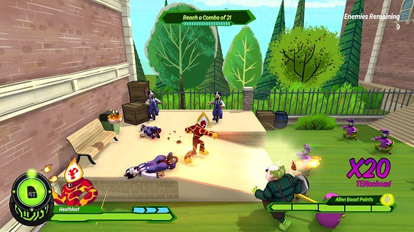Ben 10 PC Game-screenshot01-power-pcgames.blogspot.co.id