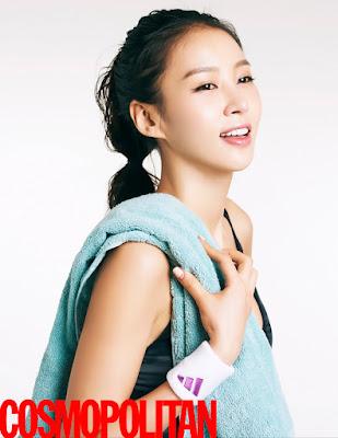 Kim Jung Min Cosmopolitan March 2016