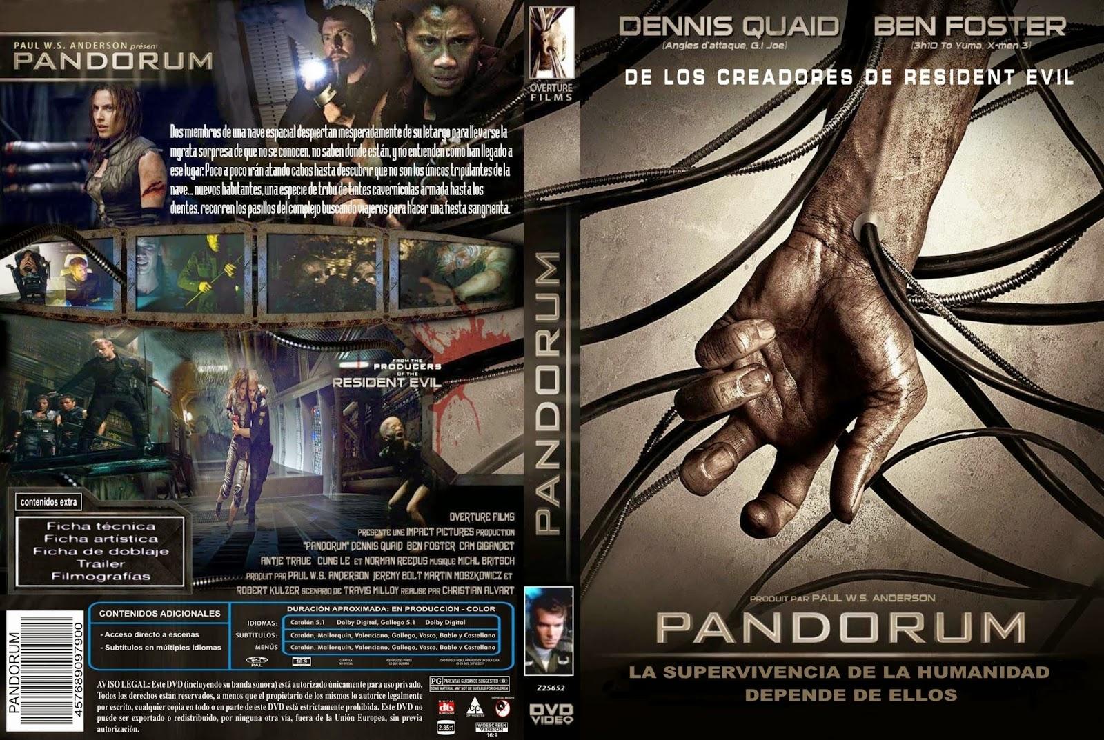 pandorum terror en el espacio latino