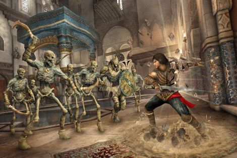 Prince of Persia The Forgotten Sands Free Download For PC
