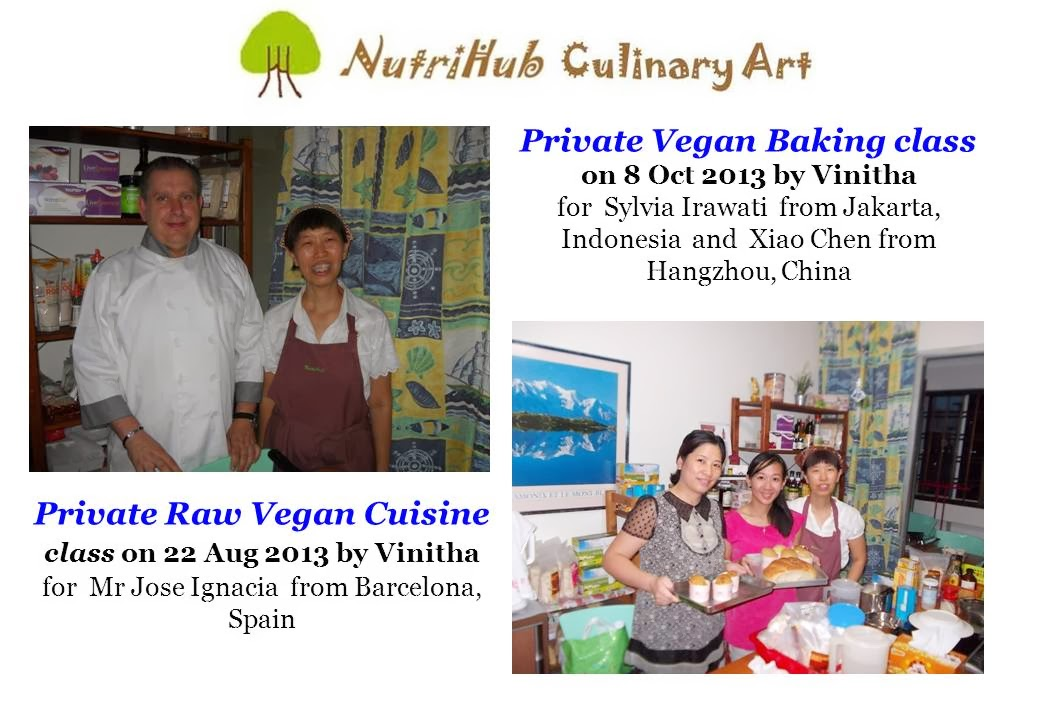Private Vegan Culinary Classes for Foreign Students