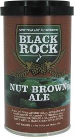 review nut brown ale beer kit
