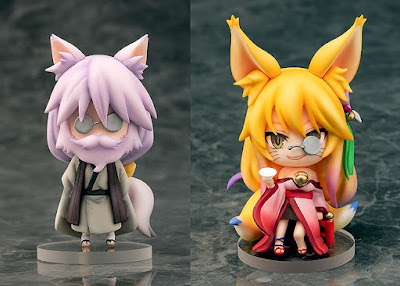 "Izuna Hatsuse 1/7 de ""No Game no Life"" - Good Smile Company"
