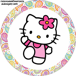 Hello Kitty Party Free Printable Candy Buffet Labels Oh My