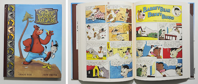 "The Carl Barks Big Book of ""Barney Bear"""