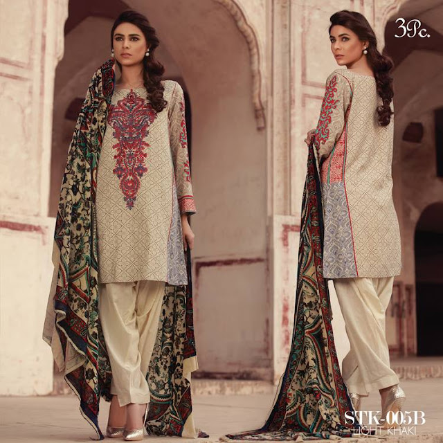 sana-&-samia-winter-embroidered-linen-plachi-dress-2017-by-lala-4