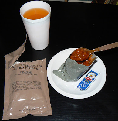 MRE Menu 22, Sloppy Joe